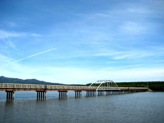 十三湖の写真