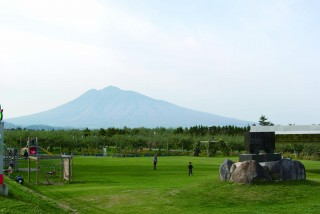 弘前市りんご公園の写真