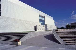 宮崎県立美術館の写真