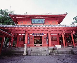 崇福寺の写真