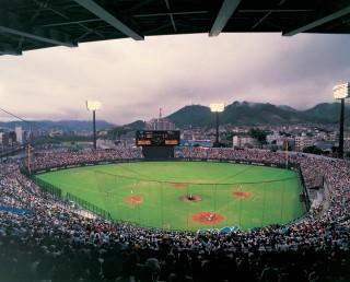 長崎ビックNスタジアム(長崎県営野球場)の写真