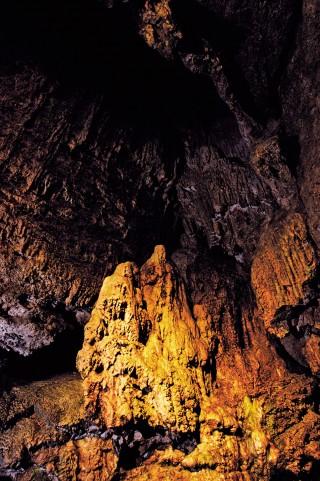 七ッ釜鍾乳洞の写真