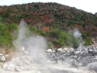 雲仙地獄の写真