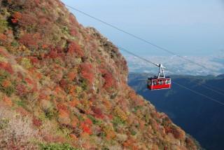 仁田峠の写真