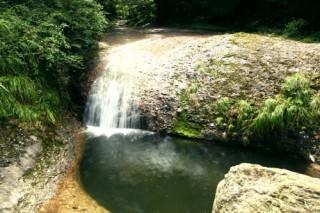 滑川渓谷の写真
