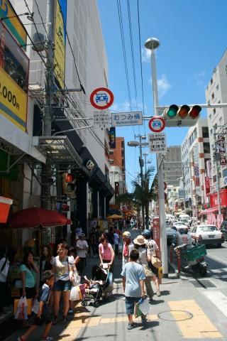 国際通りの写真