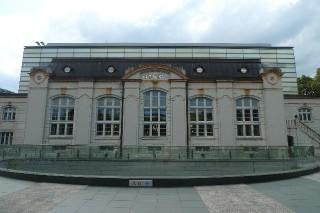 京都府立図書館の写真