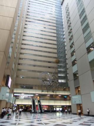 新宿NSビルの写真