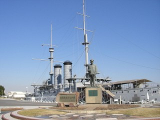 記念艦三笠の写真