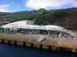 二見港の写真
