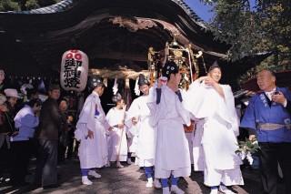 椙本神社の写真
