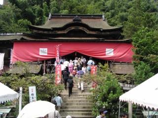 竹生島神社(都久夫須麻神社)の写真