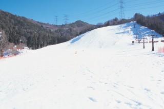 赤子山スキー場の写真