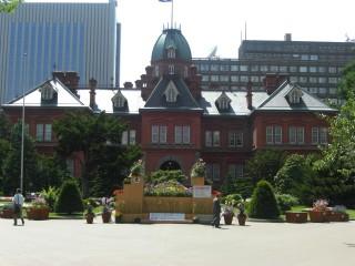 赤れんが庁舎(北海道庁旧本庁舎)の写真