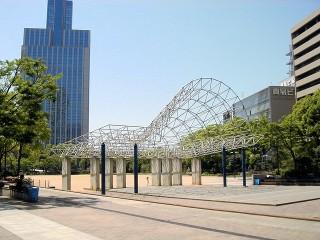 東遊園地の写真