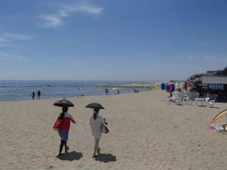 松江海水浴場の写真