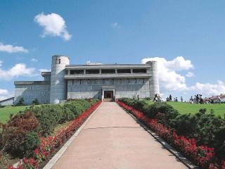 池田ワイン城(池田町ブドウ・ブドウ酒研究所)の写真