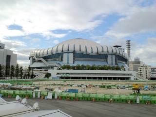 京セラドーム大阪(大阪ドーム)の写真