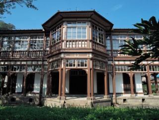 異人館(旧鹿児島紡績所技師館)の写真