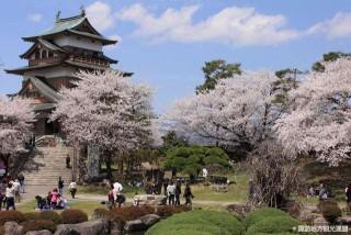 高島城の写真