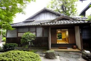 小泉八雲熊本旧居の写真