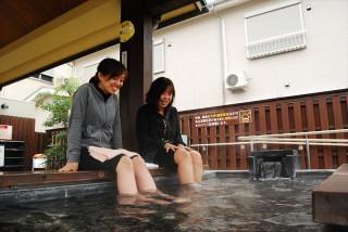 嬉野温泉の写真
