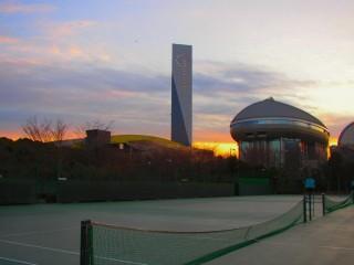 有明テニスの森公園の写真