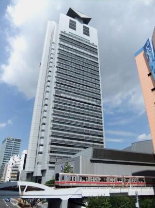 文京区役所(文京シビックセンター)の写真