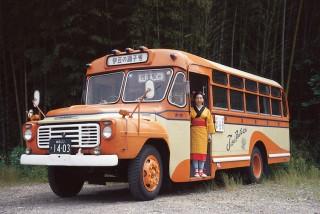 伊豆の踊子号 ボンネットバスの写真