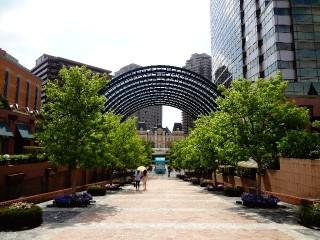 恵比寿ガーデンプレイスの写真