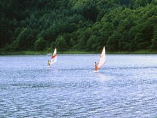 青木湖キャンプ場の写真