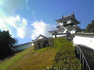 掛川城の写真