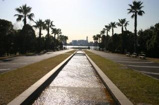 潮風公園の写真