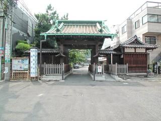 泉岳寺の写真