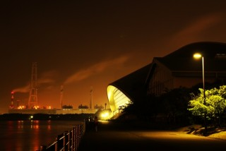四日市ドームの写真
