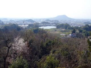 甘樫丘の写真