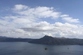 摩周岳の写真