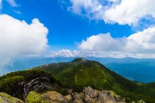 燧ヶ岳の写真