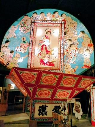 津軽藩ねぷた村の写真