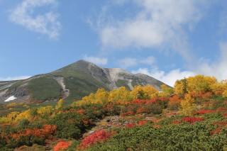 乗鞍岳の写真