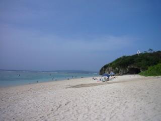 瀬底ビーチの写真