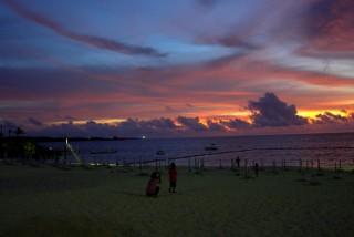 タイガービーチの写真