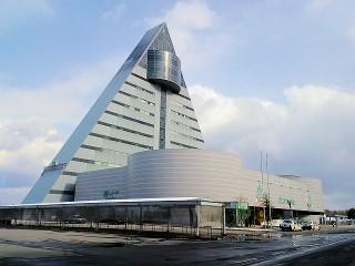 青森県観光物産館アスパムの写真