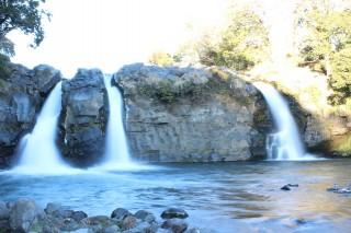 五竜の滝の写真
