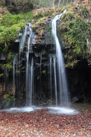 陣馬の滝の写真