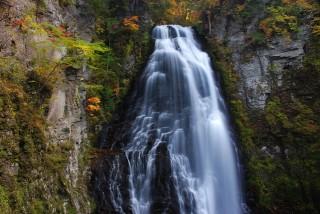 番所大滝の写真
