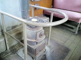 津軽鉄道ストーブ列車の写真
