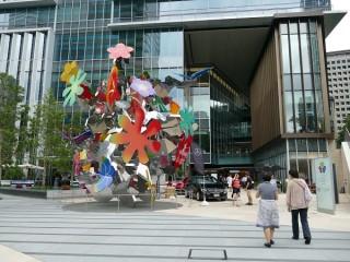 東京ガーデンテラス紀尾井町の写真