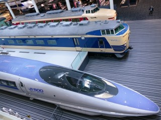 京都鉄道博物館の写真