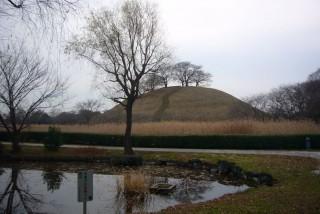 埼玉古墳群の写真